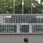 リーグ戦第8節vs兵庫県立大学神戸校 10月5日 於尼崎ベイコムスタジアム