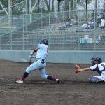 リーグ戦第7節vs神戸市外国語大学 10月3日 於尼崎ベイコムスタジアム