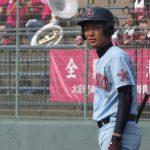 リーグ戦第5節vs大阪経済大学 9月24日