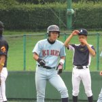 リーグ戦第6節vs和歌山大学 9月26日 於 明石トーカロ球場