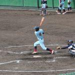 リーグ戦第2節vs神戸市外国語大学 9月15日 於 明石トーカロ球場