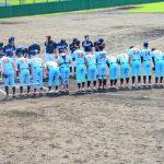 平成29年度近畿六大学秋季リーグ戦 対神戸市外国語大学